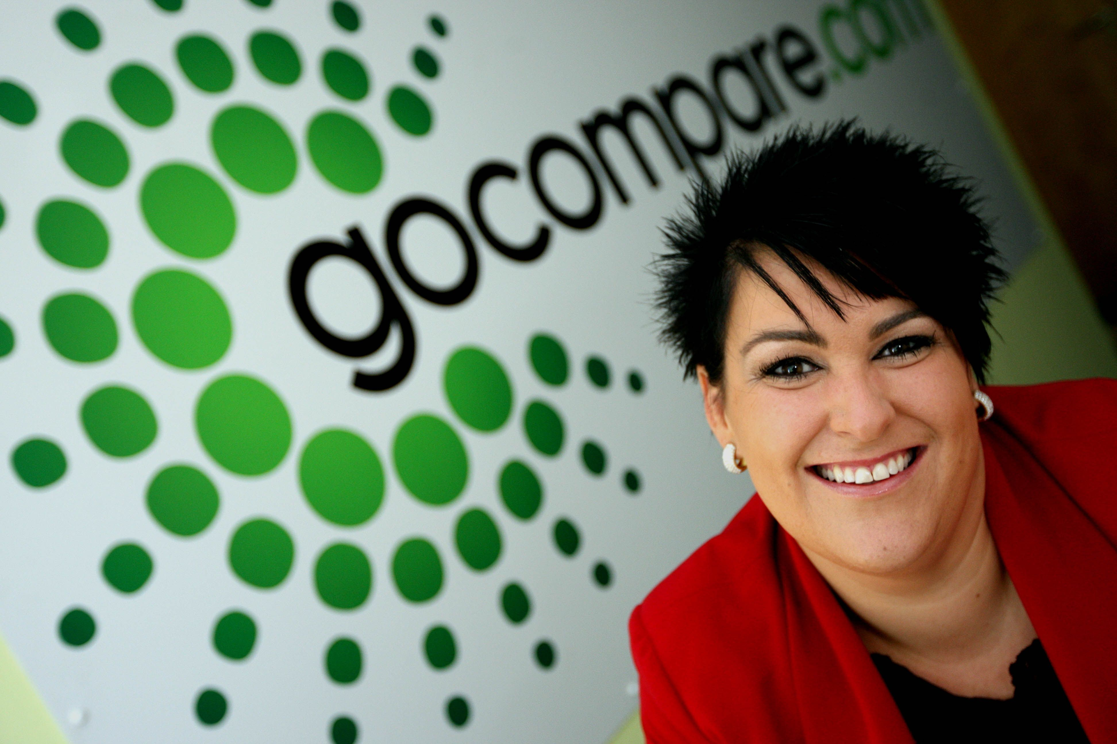 Gocompare founder Hayley Parsons tells her story