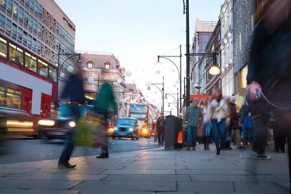 Smaller businesses buck failing high street trend