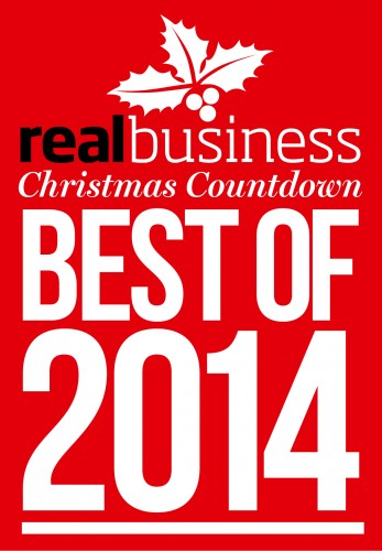 Real Business Christmas Countdown: The Best of 2014: 24 December