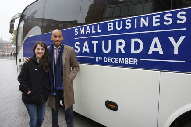Small Business Saturday: UK SMEs fail to engage customers with social media
