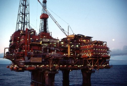 """Although UK oil industry is """"close to collapse"""" will it help the wider economy?"""