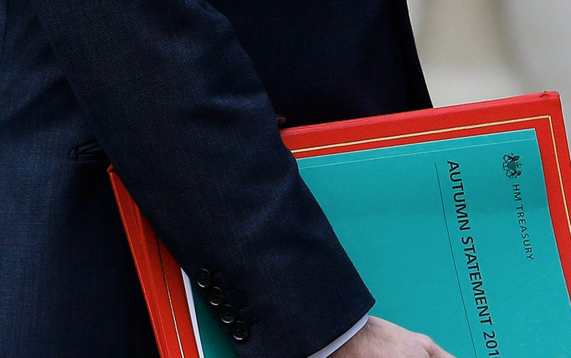 Clear promise of further business tax cuts for SMEs in today's autumn statement