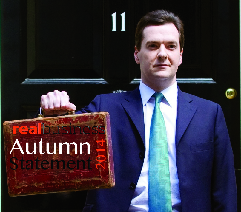 Autumn Statement 2014: Funding for Lending leads £900m for small businesses pledge