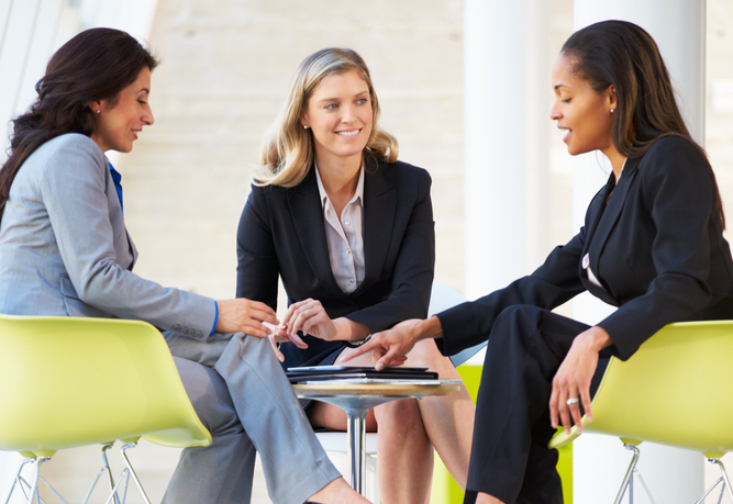 Female entrepreneurs: It's not about perfection, fear of failure or acting like a man