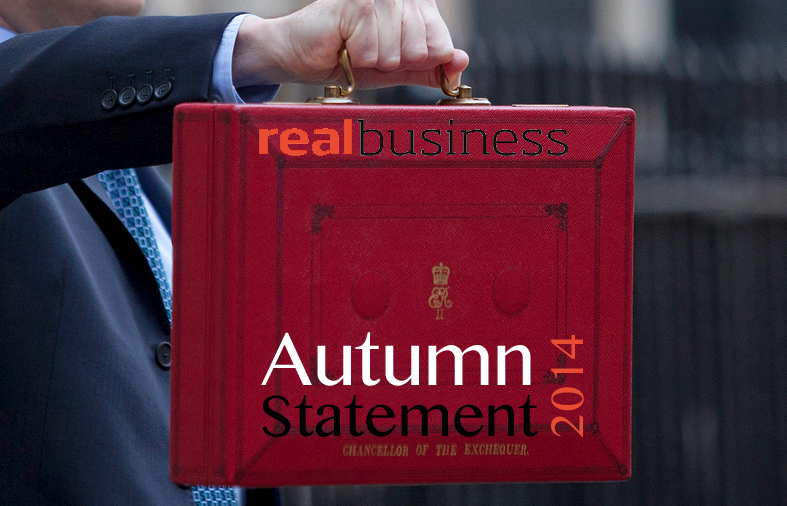 Autumn Statement 2014: First time exporters to receive £45m package
