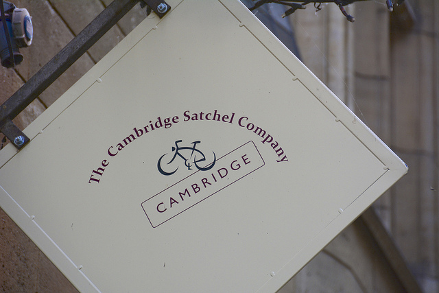 Founder of The Cambridge Satchel Company appointed OBE for Services to Entrepreneurship