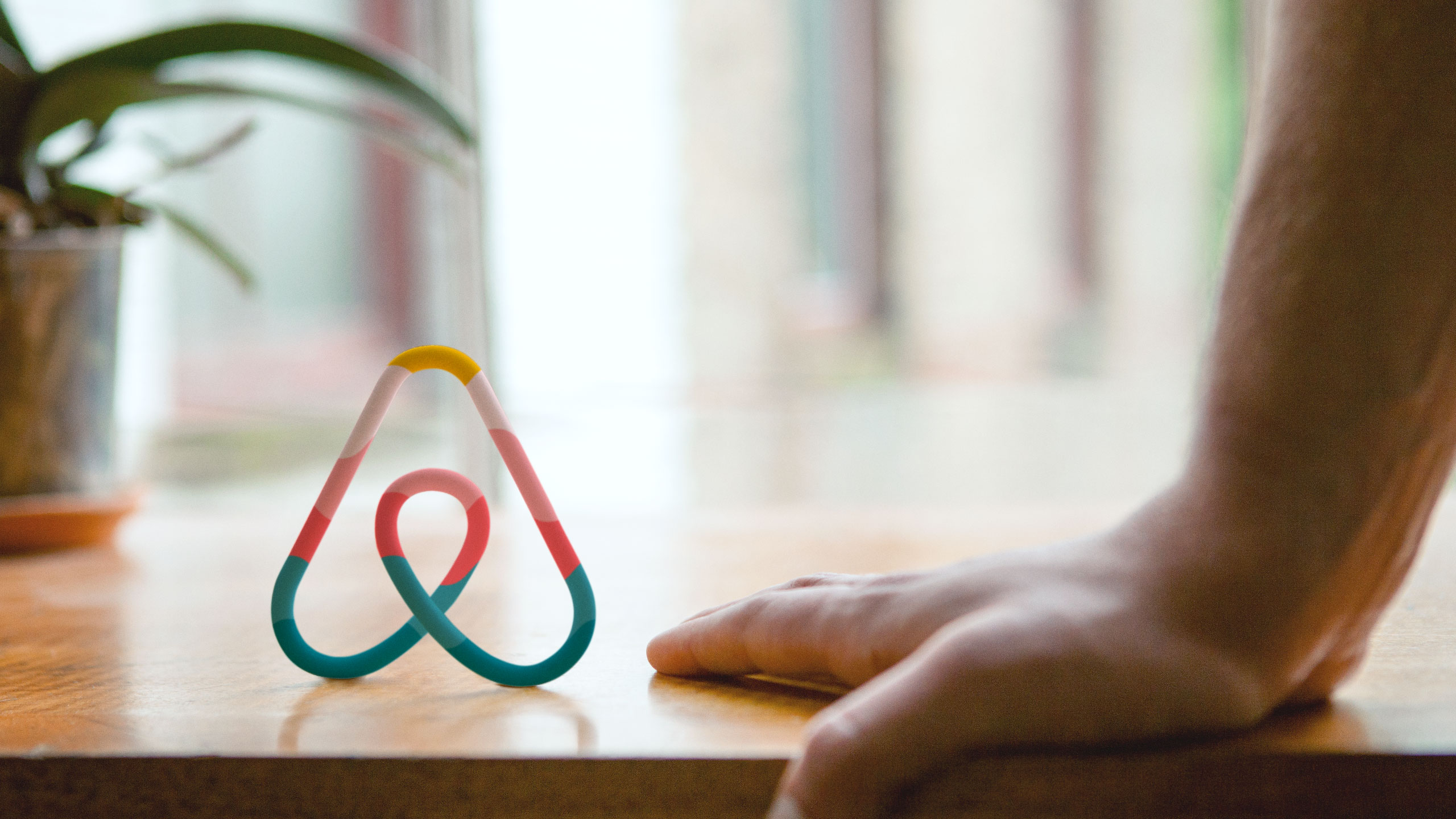 Airbnb rebrand studio: Why design should be at every boardroom table