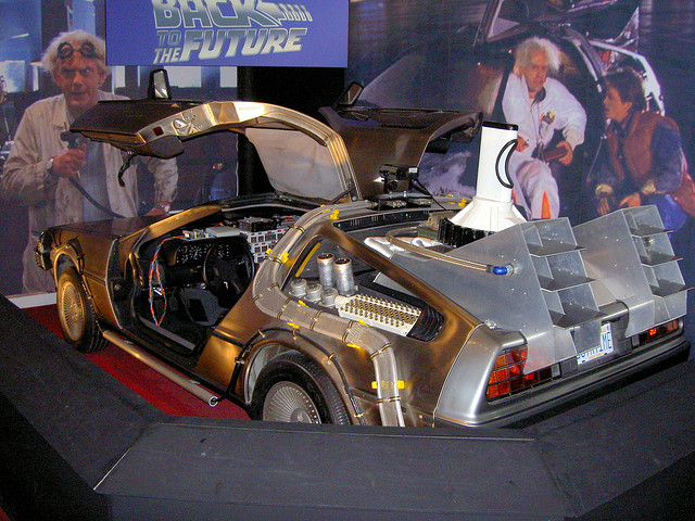 Of all the Back to the Future II predictions, a DeLorean lawsuit wasn't one of them