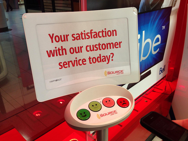 Customer Satisfaction Index results spell the end of British patience for bad service