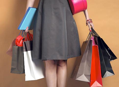 Consumer discretionary spending hits three-year high