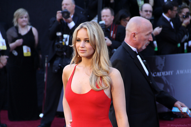 What Jennifer Lawrence, Amy Adams and Charlize Theron have in common: The gender pay gap