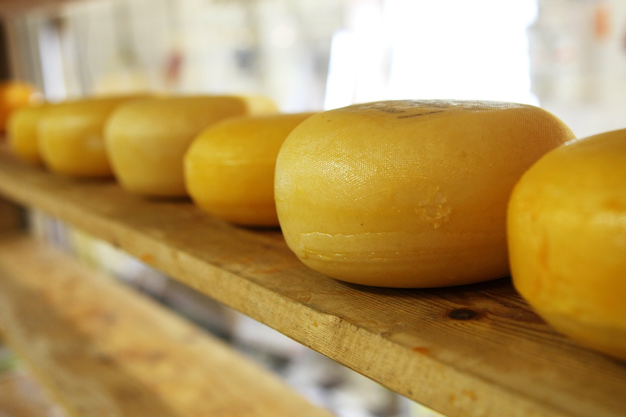 Who would have thought China would be a golden opportunity for the UK cheese industry?