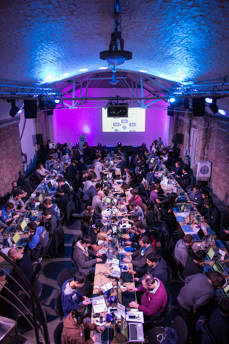 British app developers join Dropbox's UK expansion at London hackathon