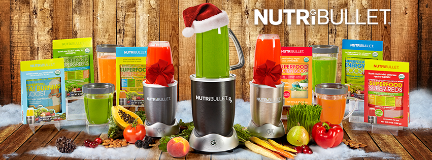 NutriBullet sold every 30 seconds during Christmas as Brits get the thirst
