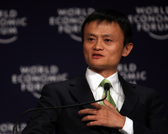 Alibaba Jack Ma's vision: Helping small businesses sell things overseas