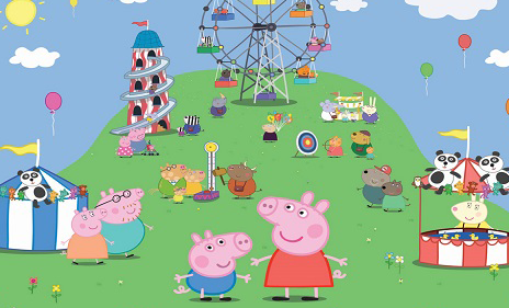 Peppa Pig producer Entertainment One acquires Steve Jobs biopic maker