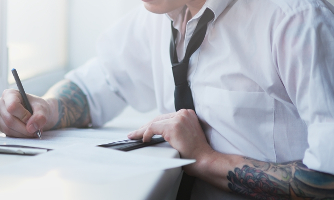 Tattoos in the workplace ? Where does your business stand?