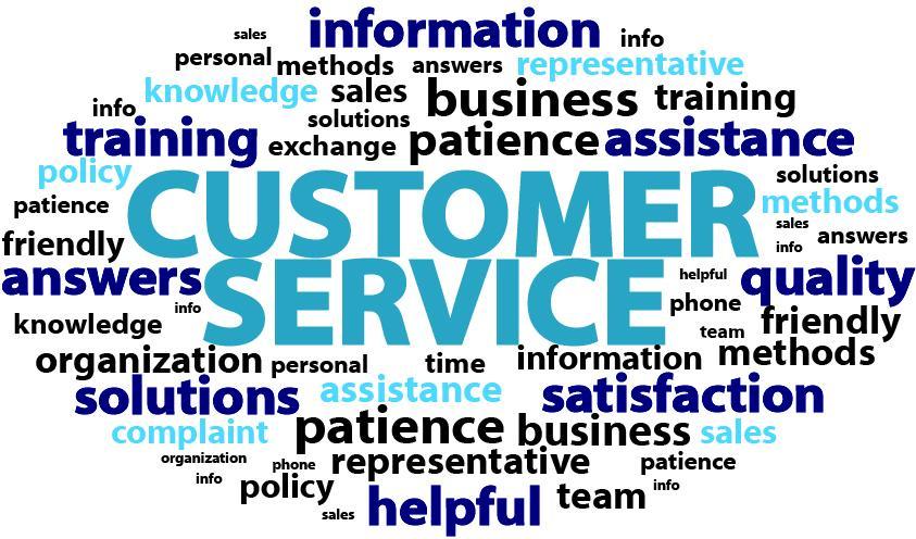 Customer service: The four great myths