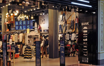 New year claims fashion retailer Bank as its first casualty