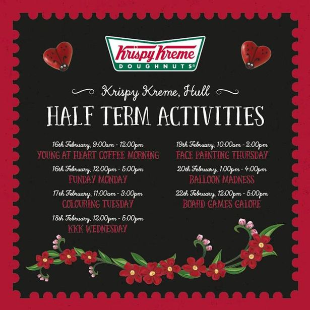 Krispy Kreme invites UK customers and their children to join KKK