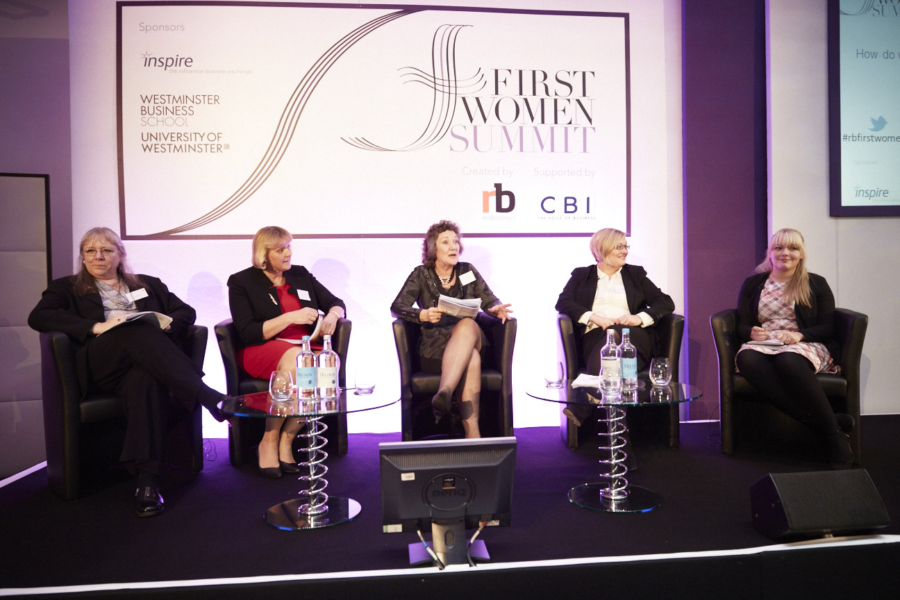 First Women Summit: Educating girls on under-represented sectors is key to future economy