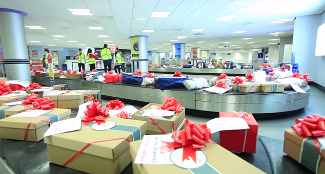 UK airline Jet2 surprises 180 passengers with personalised gifts upon arrival home