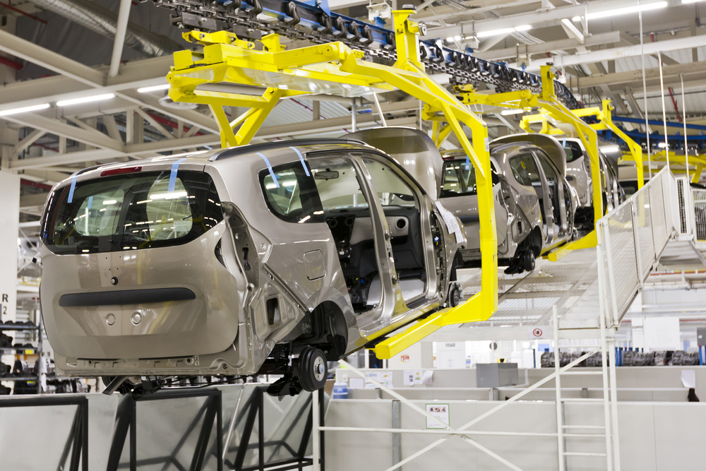 The top 10 fastest-growing manufacturing sectors in the UK