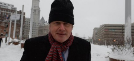 Boris Johnson visits US as American investors fund record number of UK tech ventures