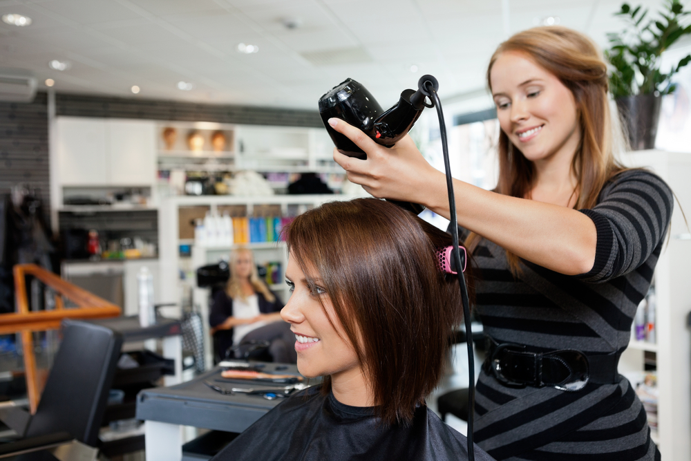 Hairdressing leads top 10 list of young British women's career aspirations