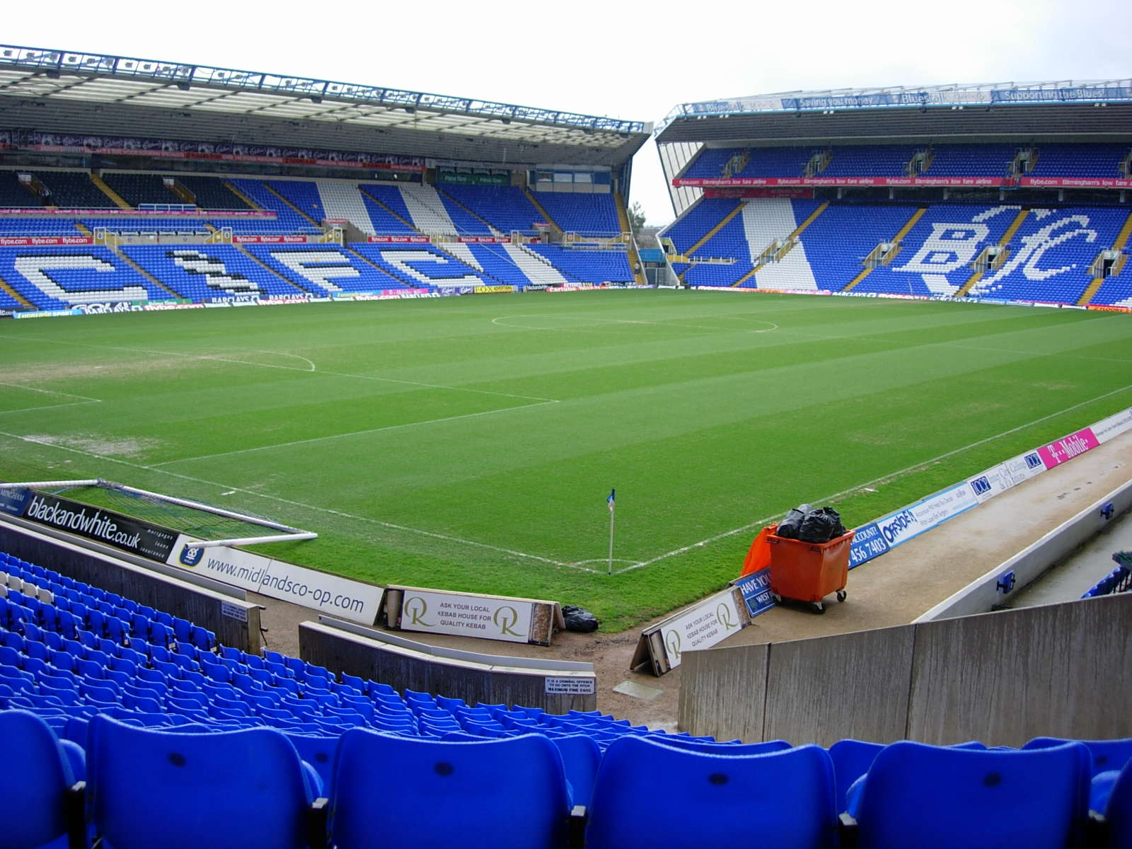 Birmingham City FC owners enter receivership after 2.5m accounting blackhole