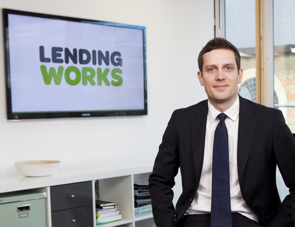 The FD who left EY in favour of the startup world and P2P lending