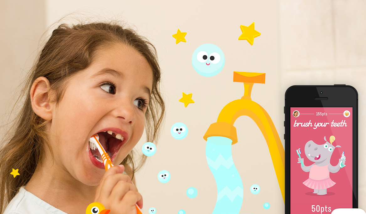 Unilever partners UK parenting startup to make children enjoy cleaning