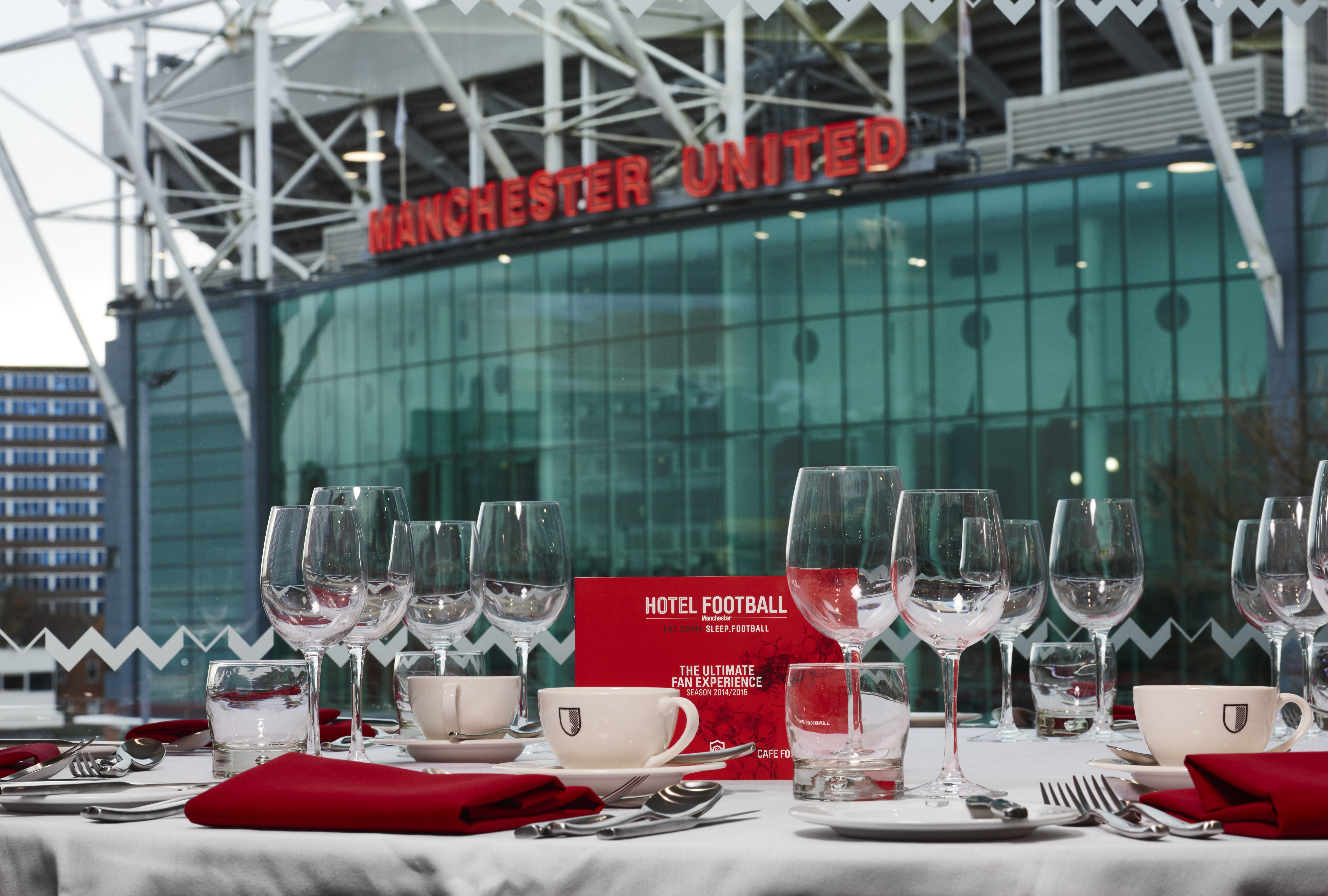 Former Manchester United stars Ryan Giggs and Gary Neville set to kick-off Hotel Football