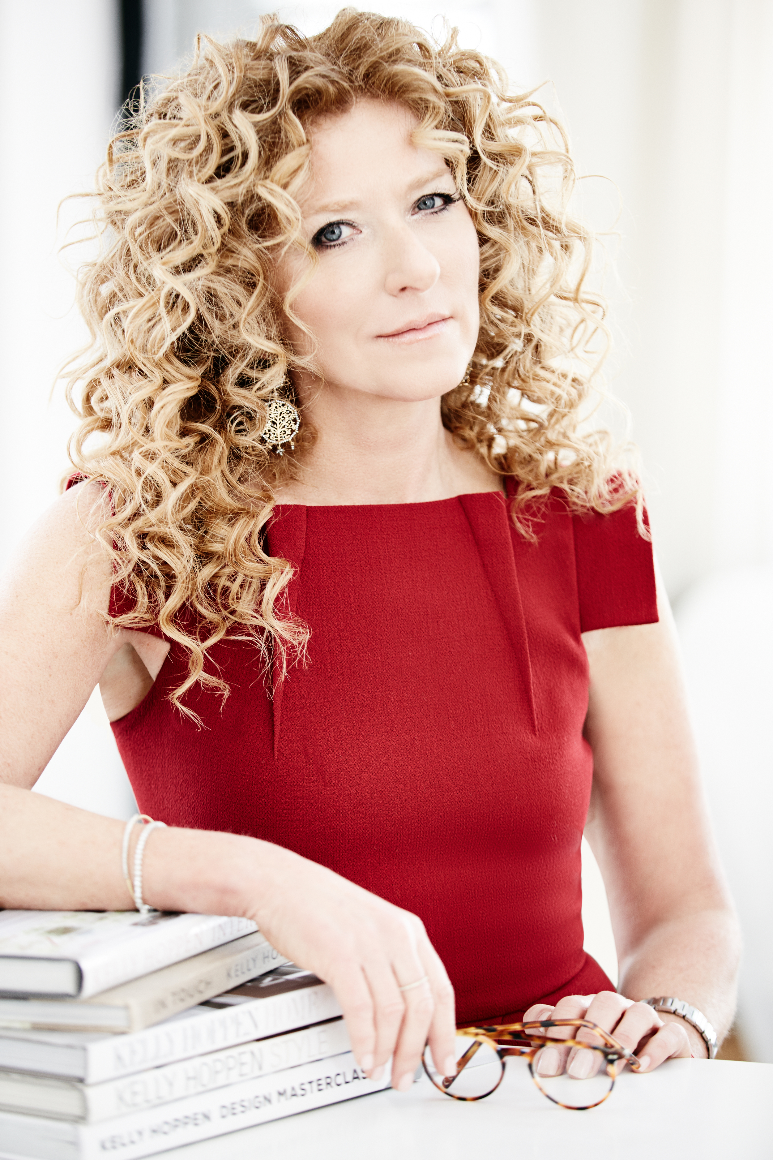 """Kelly Hoppen: """"Everyone focusses on a gender divide, but it's all about drive"""""""