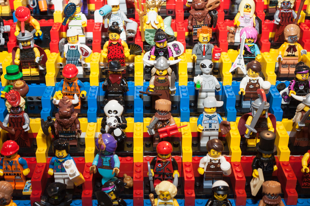 Everything is awesome for Lego, now the most powerful brand in the world