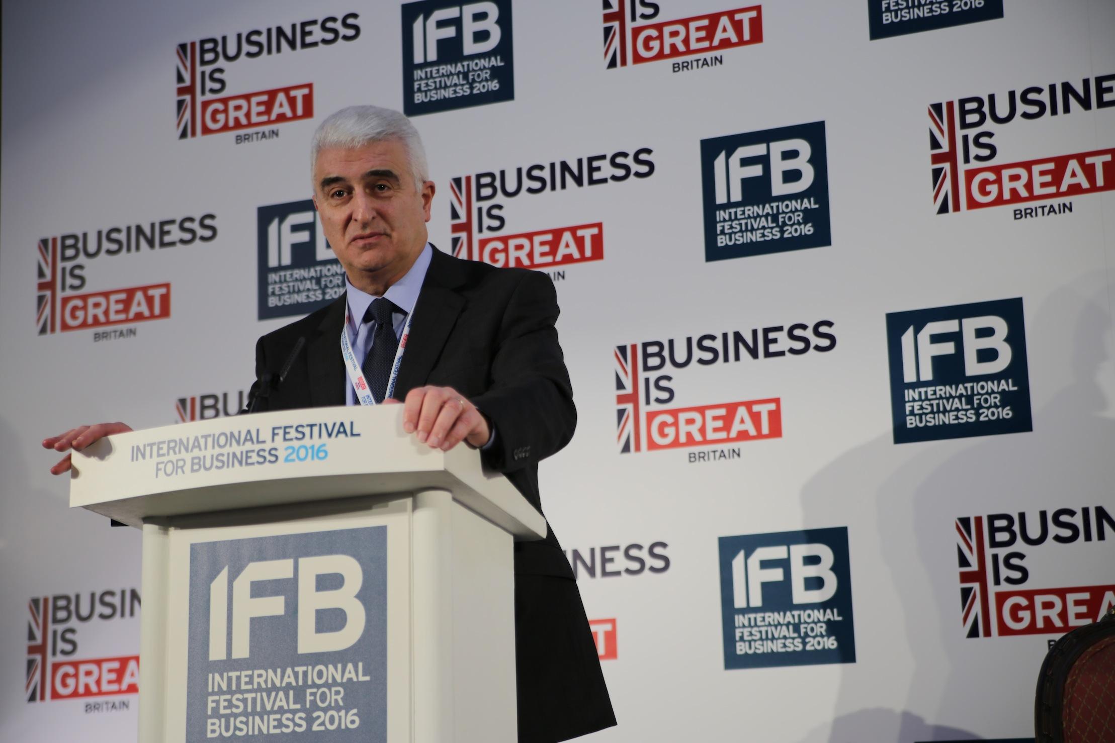 "International Festival for Business 2016 to be ""shorter, sharper and more focused"""