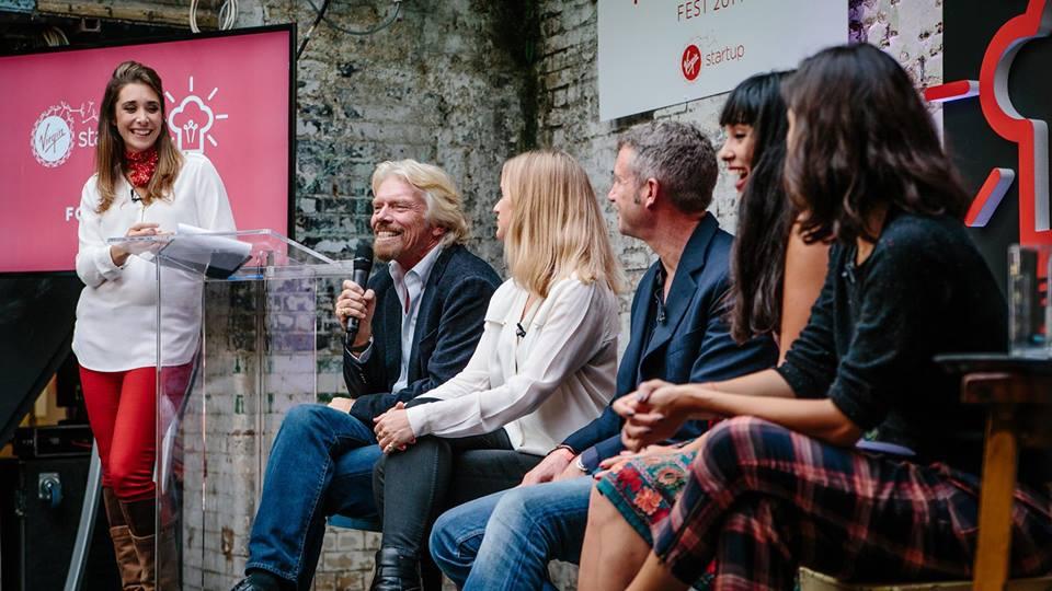 Richard Branson rallies SMEs as funding woes prevent British business idea development