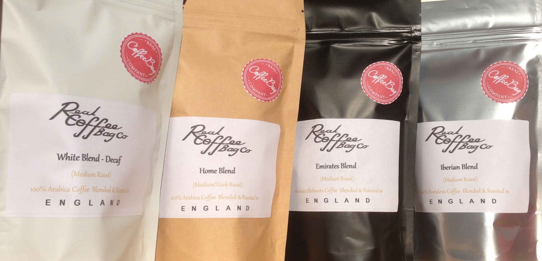 The Real Coffee Bag Company: Reinventing the tea bag by giving it a java makeover