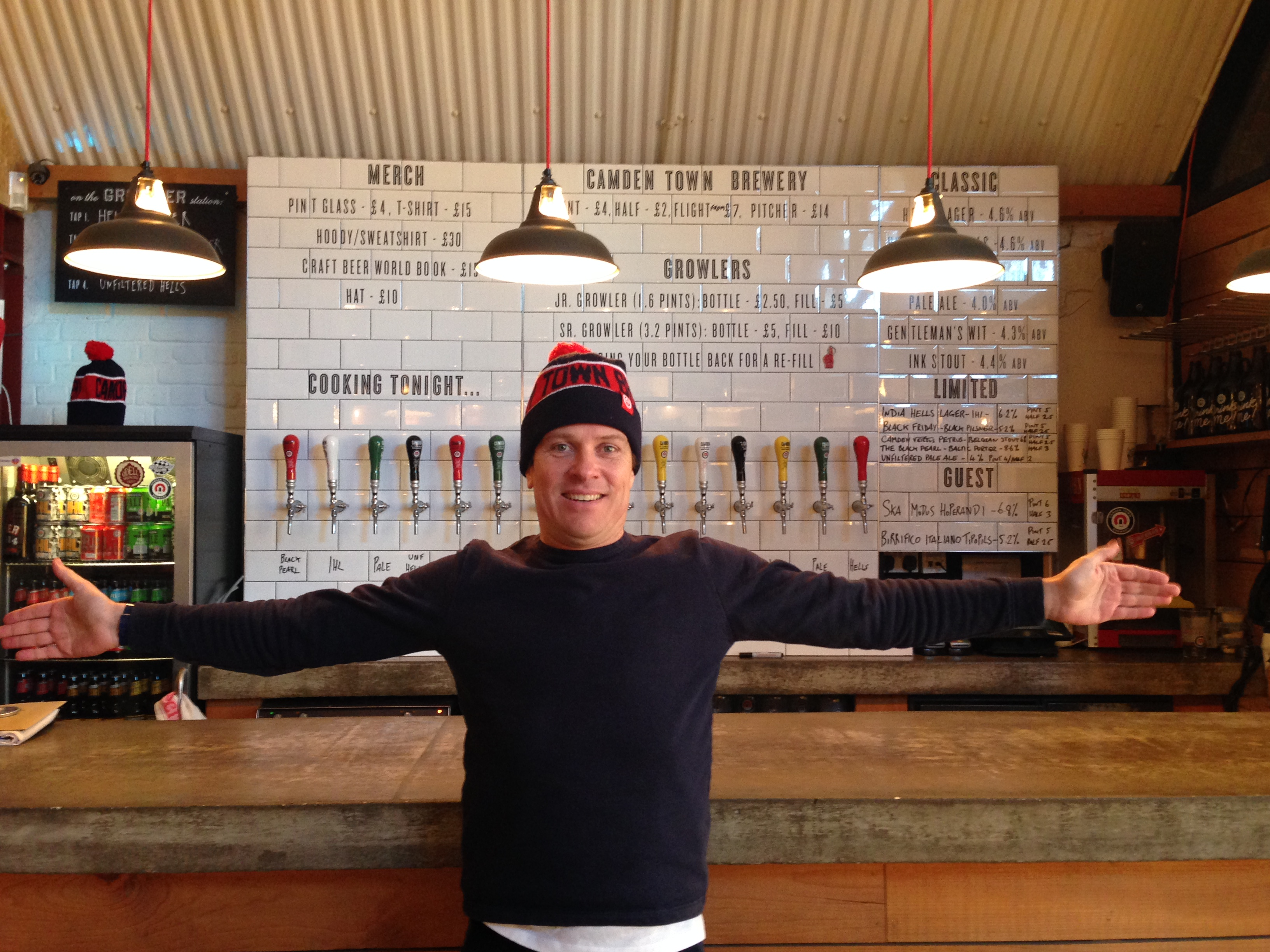 Camden Town Brewery: The London beer brand building an empire