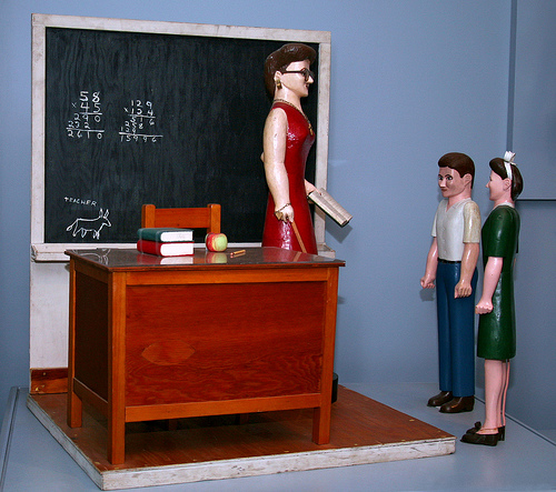 Do teachers and parents discourage children from pursuing a digital career?
