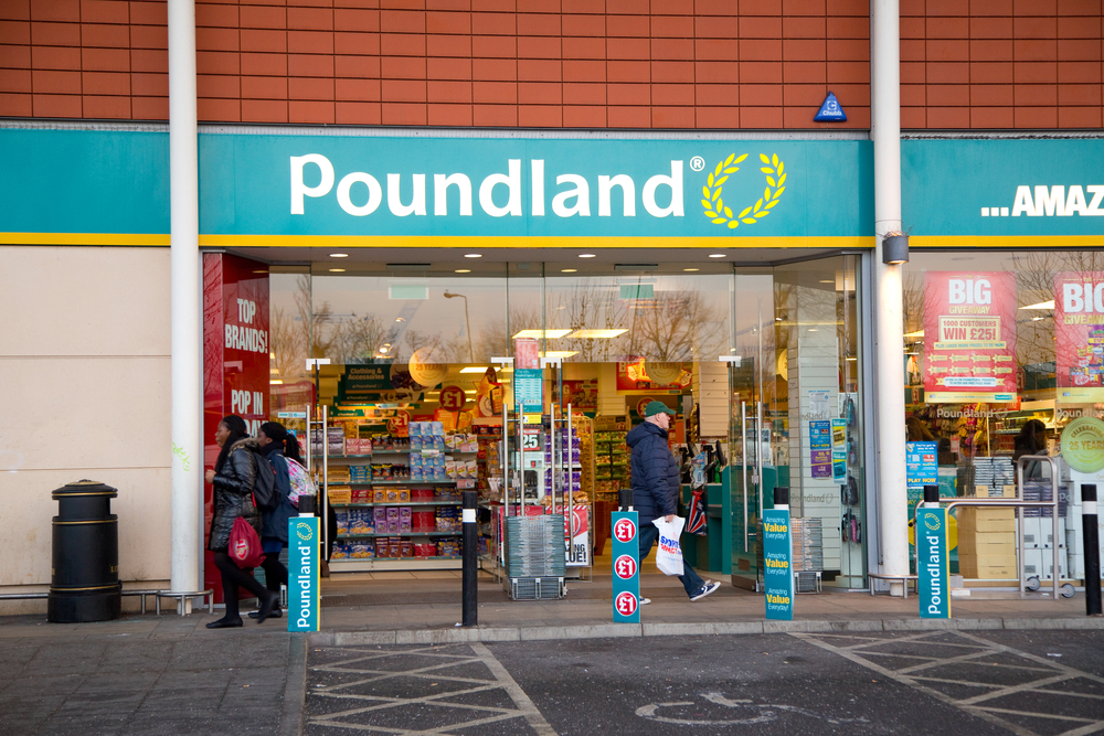 Poundland snaps up chain of stores undercutting it by 1p