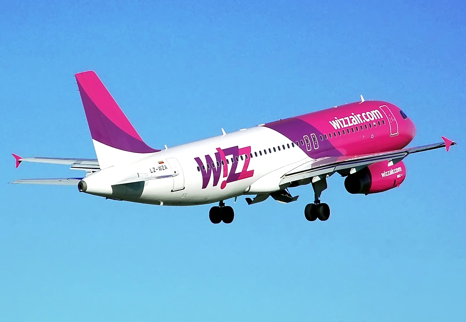 Wizz Air showing how growth can be funded using an IPO