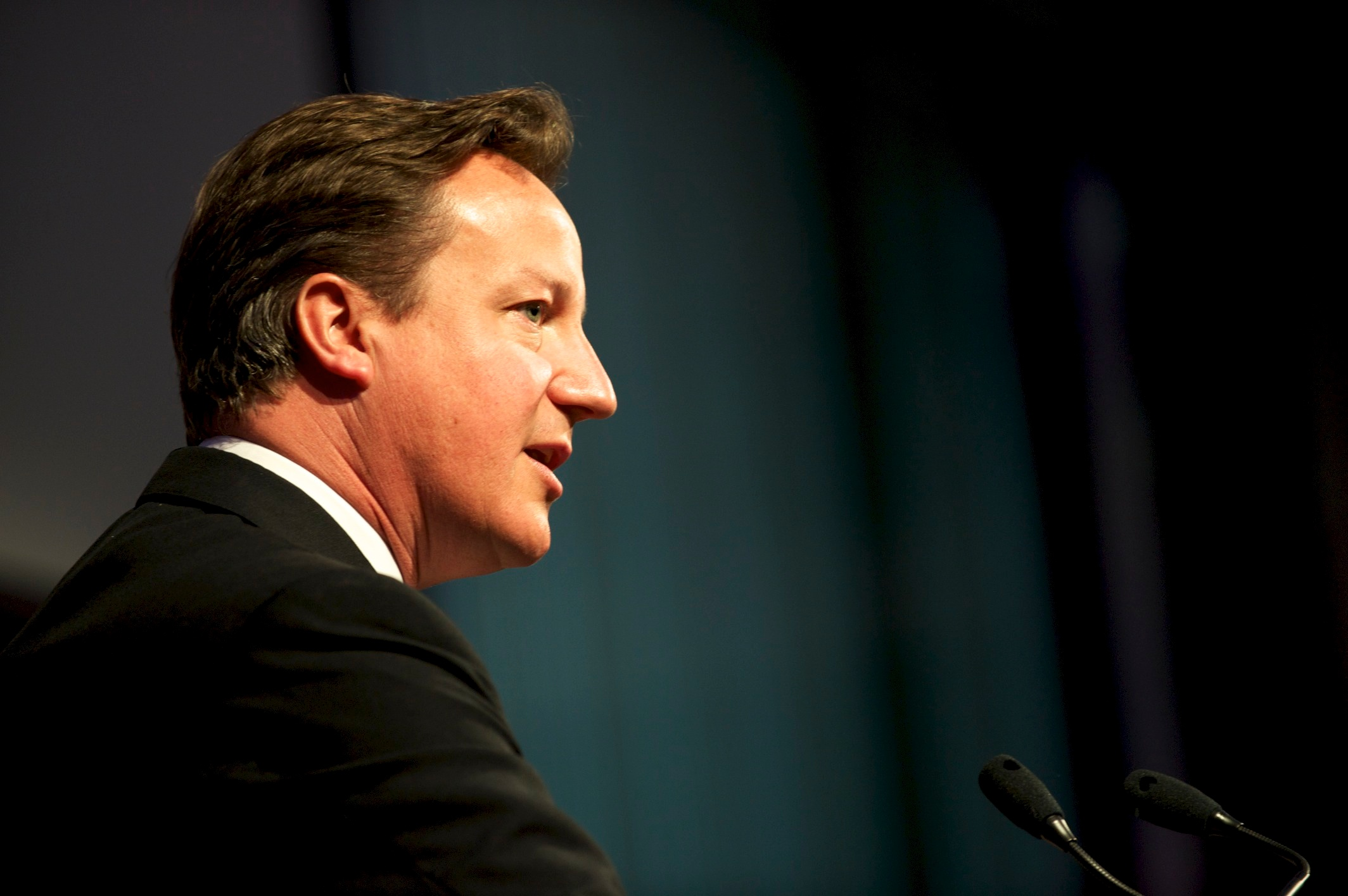Prime minister David Cameron lifts lid on scheme to create British Mittelstand