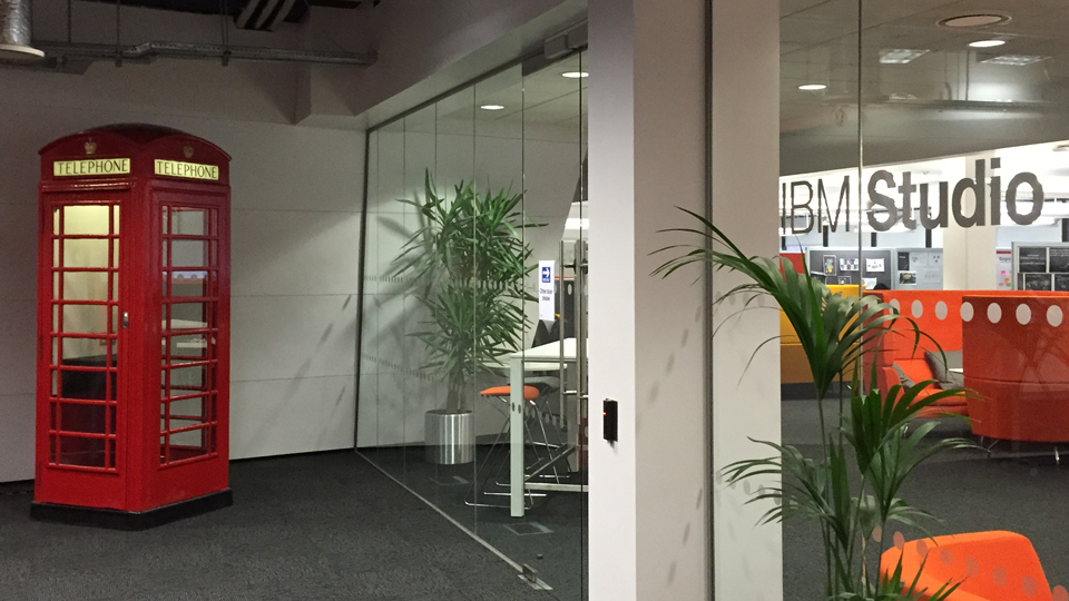 IBM's new London studio to help firms develop big data, mobile, social and cloud skills