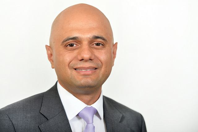 """Sajid Javid's pledge to """"always back"""" the UK's small businesses is a big one"""