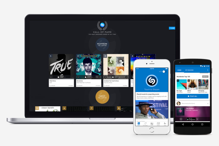 Can Shazam's aggressive visual recognition launch dominate media engagement sector?