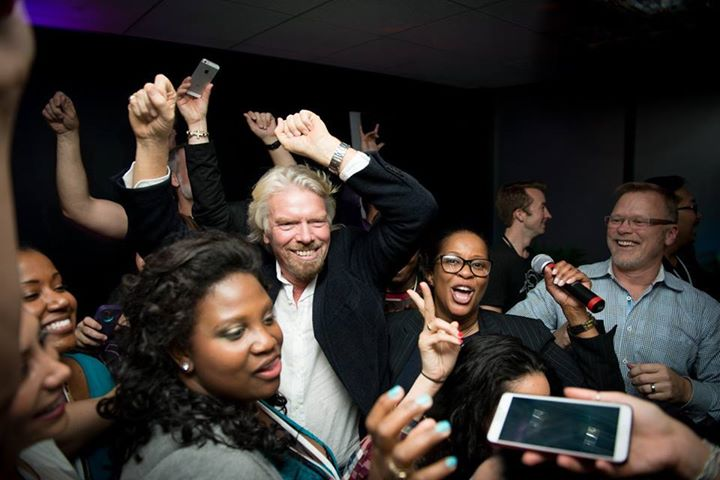 Richard Branson top choice for prime minister ahead of Alan Sugar, Deborah Meaden and David Beckham