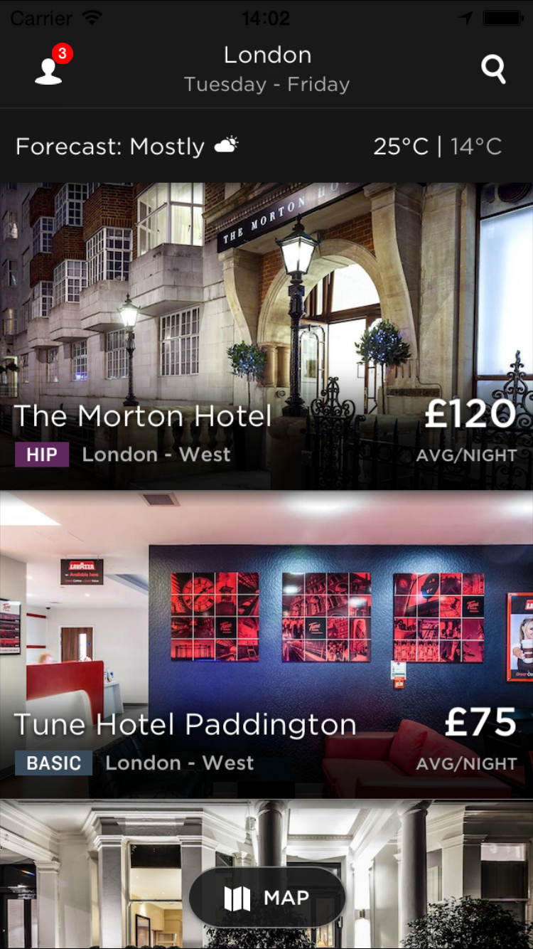 Premier Inn changes the definition of room service with Apple Watch integration