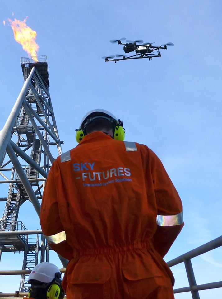 Europe's largest drone investment made as London firm Sky-Futures collects £2.5m