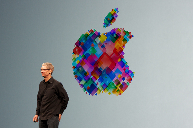 Apple's commitment to going green reflects Tim Cook's long-term agenda